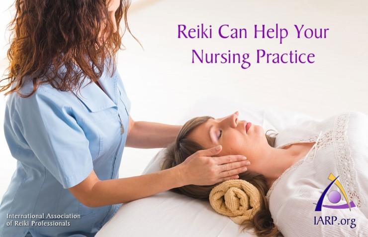 reiki nurse professional treatment